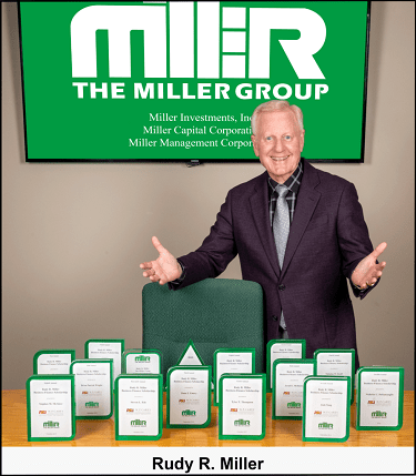 The Miller Group Awards Sixteenth Rudy R. Miller Business Scholarship to Arizona State University Junior