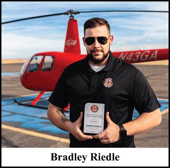 Thunderbird Field II Veterans Memorial, Inc. Aviation Scholarship Program Awards Embry-Riddle Aeronautical University Student