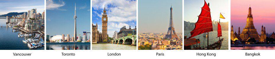 International Expertise Cities