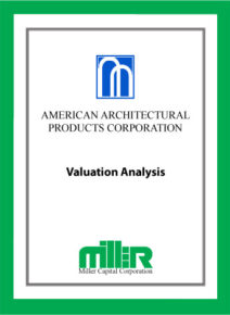 American Architectural Products Corporation