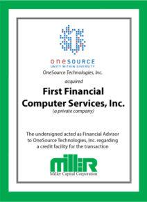 OneSource Technologies, Inc.