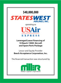 StatesWest Airlines, Inc