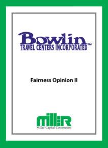 Bowlin Travel Centers, Inc.