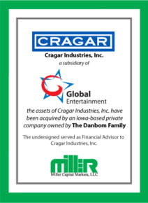 Cragar Industries, Inc.